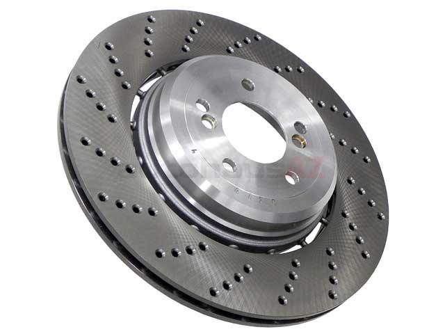 BMW M6 Brake Disc > BMW M6 Disc Brake Rotor