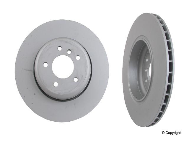 BMW 645CI Brake Disc > BMW 645Ci Disc Brake Rotor