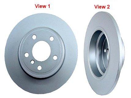 BMW X5 Rotors > BMW X5 Disc Brake Rotor