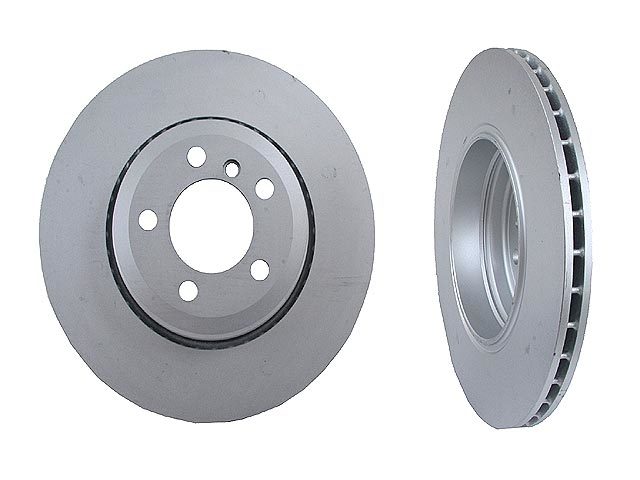BMW 760Li Rotors > BMW 760Li Disc Brake Rotor