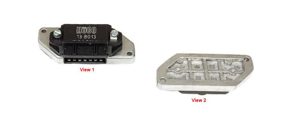 Volvo Ignition Control Unit > Volvo 760 Ignition Control Module