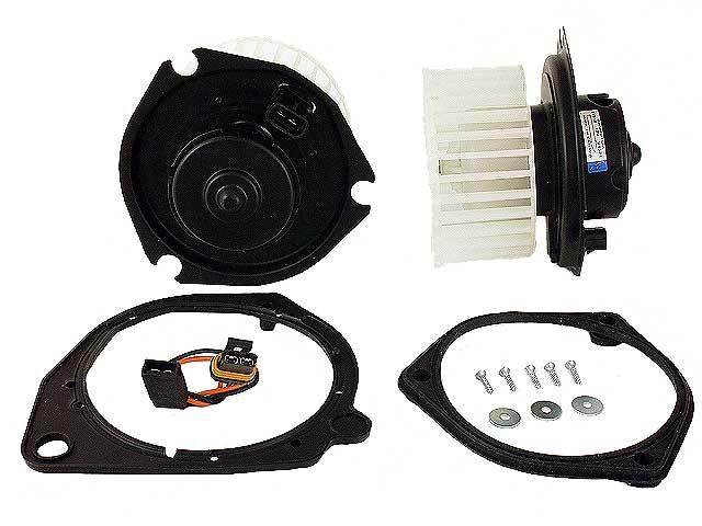 Volvo Blower Motor > Volvo 760 HVAC Blower Motor