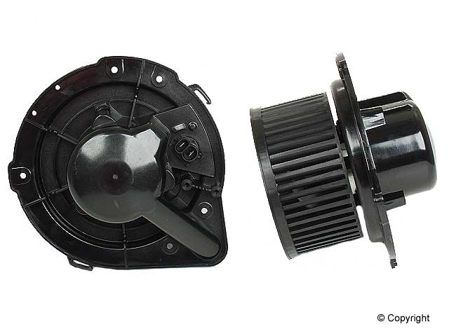 VW Heater Motor > VW EuroVan HVAC Blower Motor