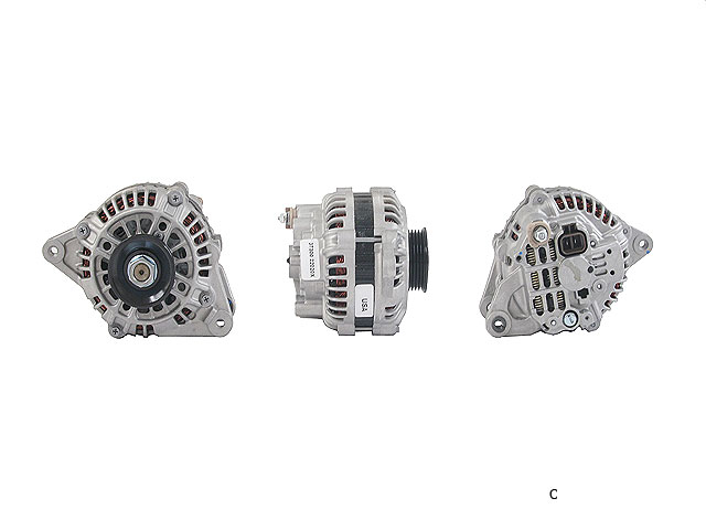 Hyundai Scoupe Alternator > Hyundai SCoupe Alternator