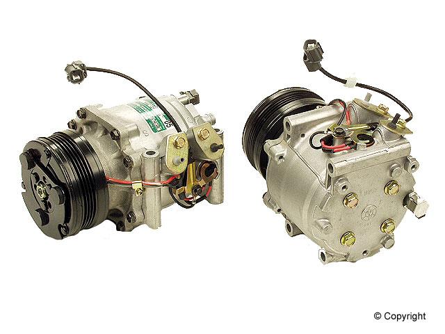 Honda Del Sol AC Compressor > Honda Civic Del Sol A/C Compressor