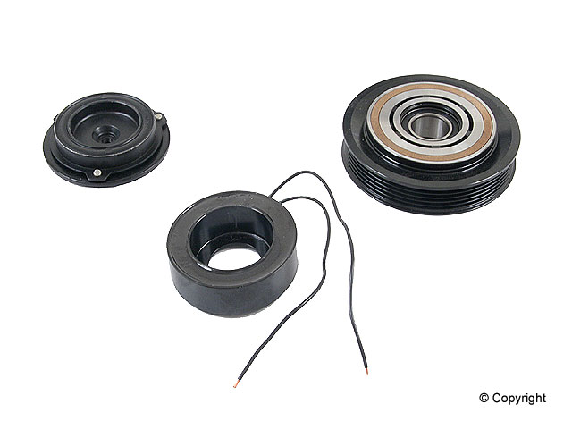 Acura AC Clutch > Acura SLX A/C Compressor Clutch