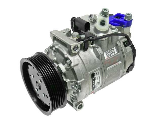 Porsche AC Compressor > Porsche Cayenne A/C Compressor
