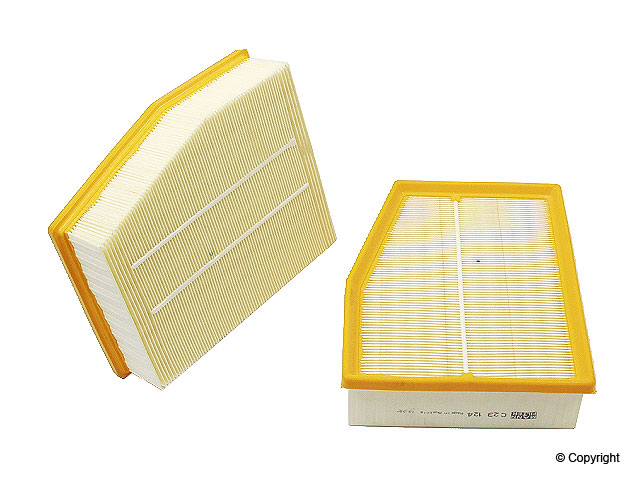 VW Phaeton > VW Phaeton Air Filter