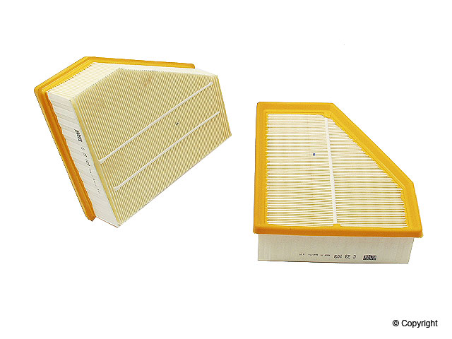 VW Phaeton Air Filter > VW Phaeton Air Filter