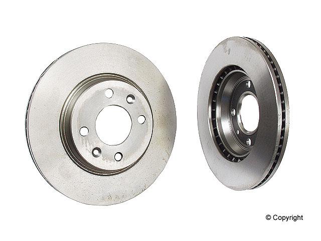 Saab 900 Brakes > Saab 900 Disc Brake Rotor