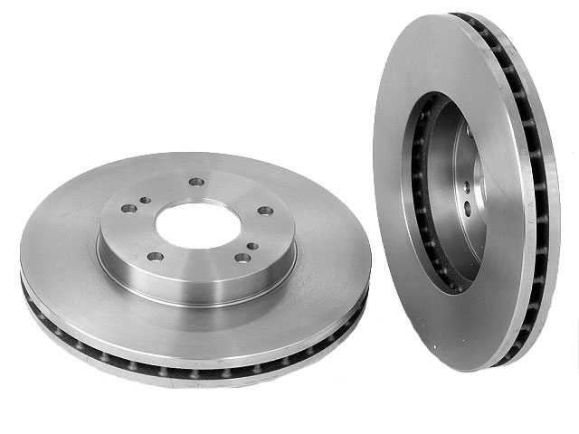Nissan Brake Rotors > Nissan 300ZX Disc Brake Rotor