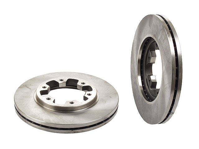 Nissan Brake Rotors > Nissan Frontier Disc Brake Rotor