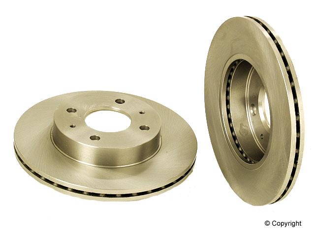 Nissan Sentra Brakes > Nissan Sentra Disc Brake Rotor