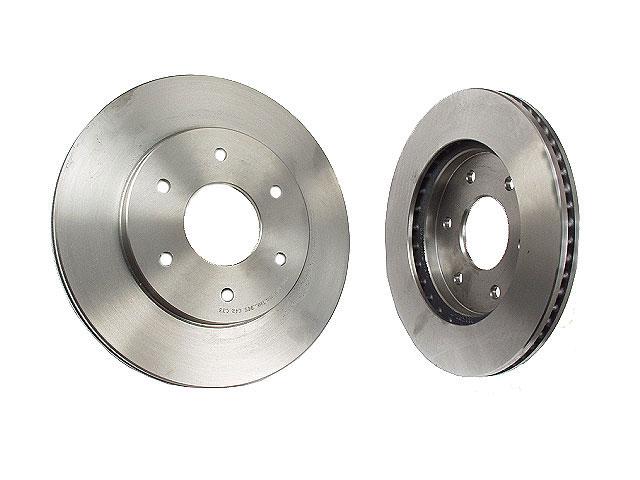 Nissan Titan Brakes > Nissan Titan Disc Brake Rotor