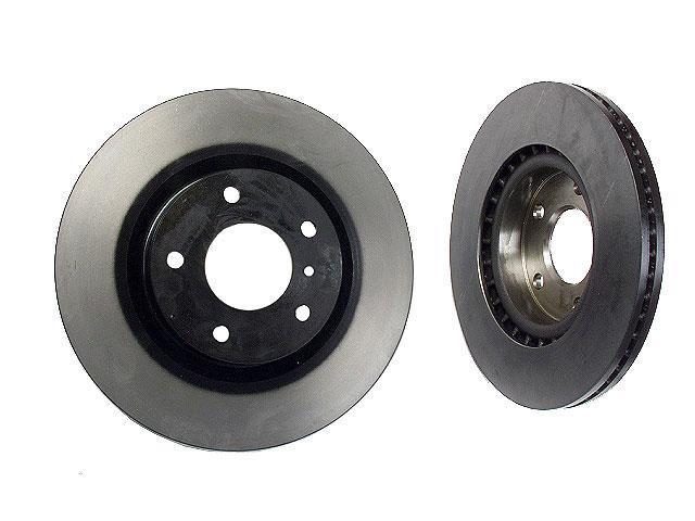 Infiniti G35 > Infiniti G35 Disc Brake Rotor