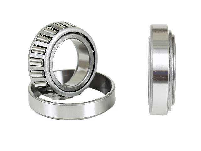 Volkswagen Wheel Bearing > VW Rabbit Convertible Wheel Bearing