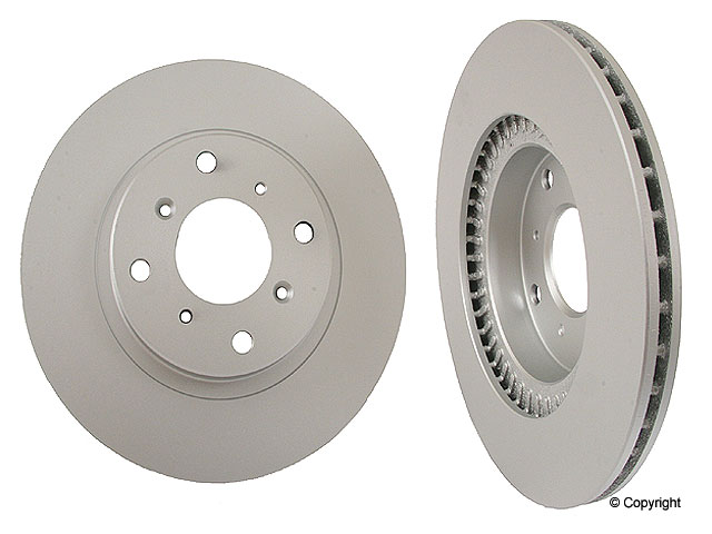Acura Legend Rotors > Acura Legend Disc Brake Rotor