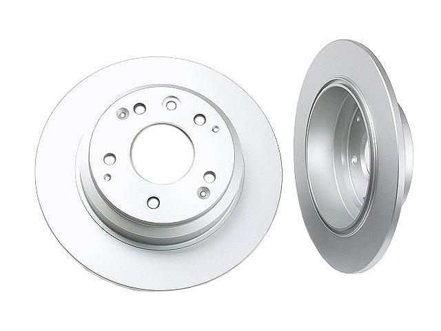 Acura RL Brakes > Acura RL Disc Brake Rotor