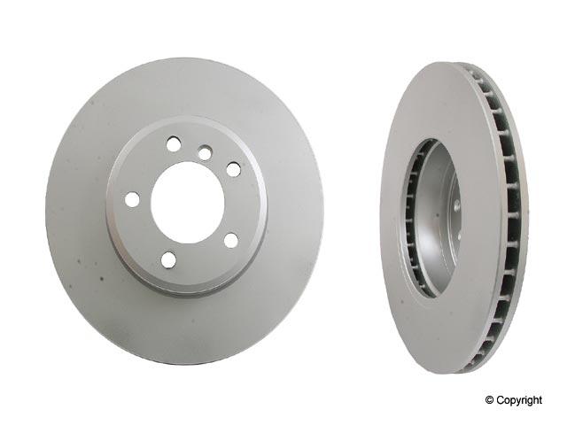 BMW 525I Brakes > BMW 525i Disc Brake Rotor