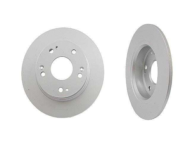 Acura Brake Disc > Acura TSX Disc Brake Rotor