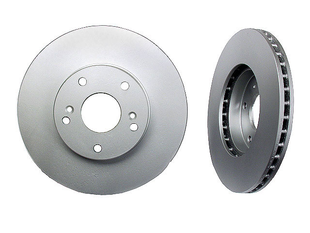 Honda Rotors > Honda Civic Disc Brake Rotor