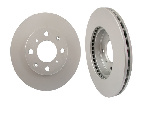 Honda Del Sol Brake Disc > Honda Civic Del Sol Disc Brake Rotor