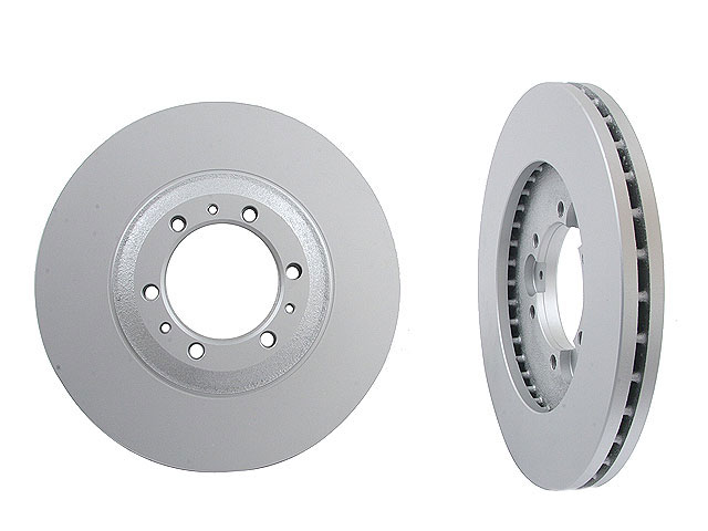 Honda Brakes > Honda PasSport Disc Brake Rotor
