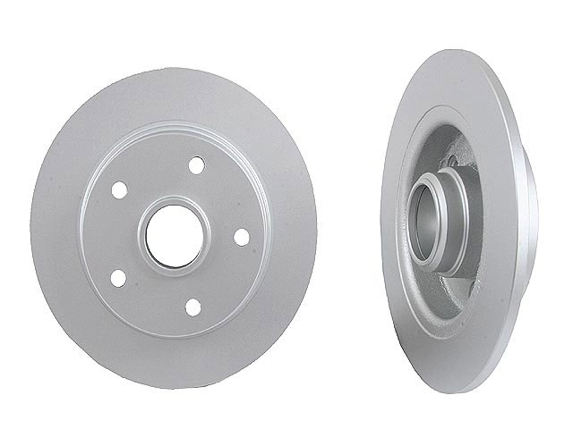 Mazda 6 Rotors > Mazda 626 Disc Brake Rotor