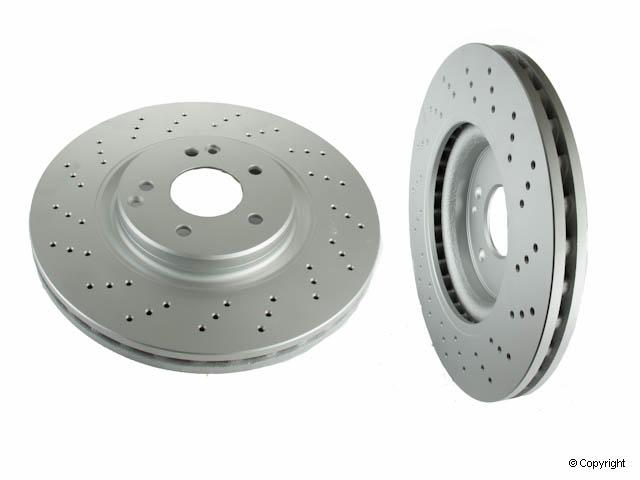 Mercedes C240 Brakes > Mercedes C240 Disc Brake Rotor