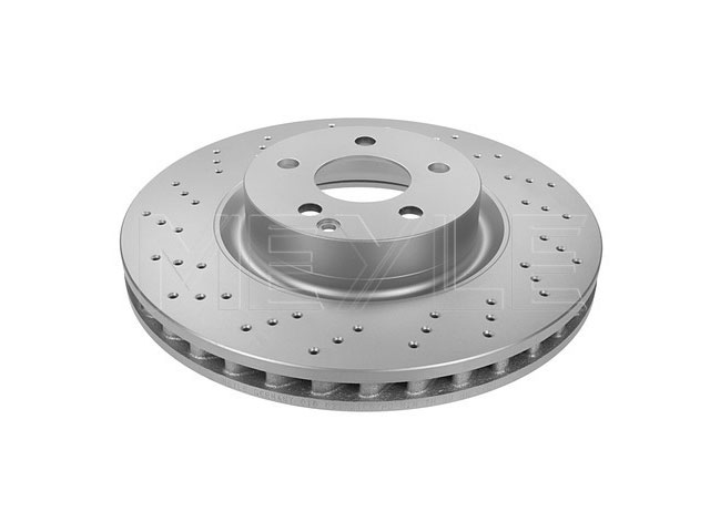 Mercedes CL55 Brake Disc > Mercedes CL550 Disc Brake Rotor