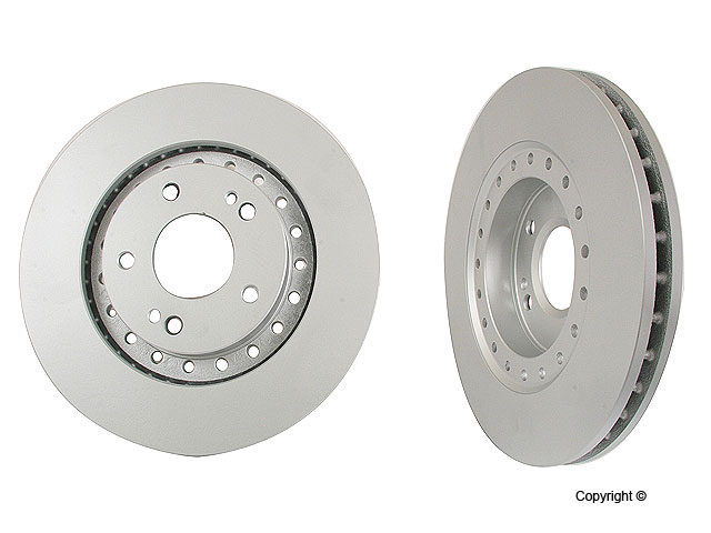 Mitsubishi Brake Rotor > Mitsubishi 3000GT Disc Brake Rotor