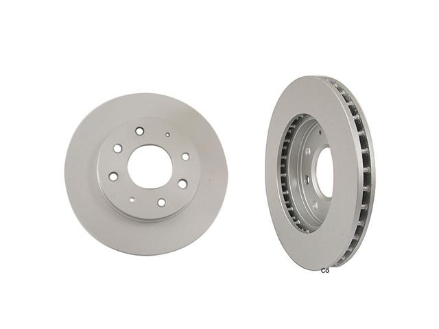 Mitsubishi Expo Rotors > Mitsubishi Expo LRV Disc Brake Rotor