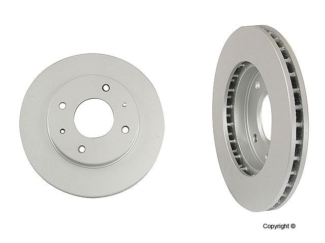 Mitsubishi Brakes > Mitsubishi Expo LRV Disc Brake Rotor