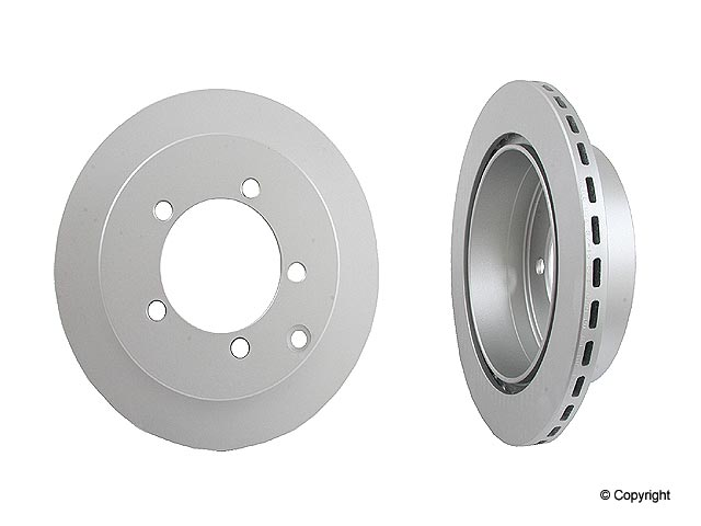 Mitsubishi Brake Rotors > Mitsubishi 3000GT Disc Brake Rotor