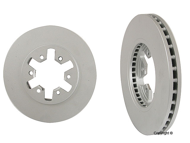 Nissan Brake Rotors > Nissan D21 Disc Brake Rotor
