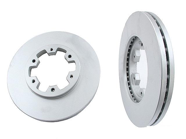 Nissan Frontier Brake Disc > Nissan Frontier Disc Brake Rotor