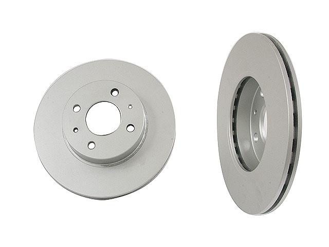 Nissan NX Rotors > Nissan NX Disc Brake Rotor