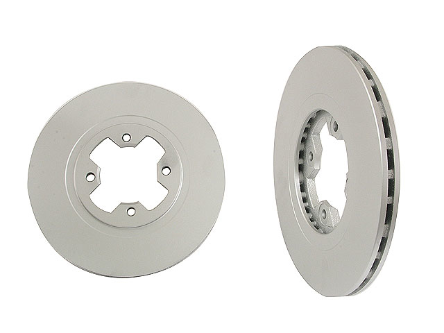 Nissan 810 Brakes > Nissan 810 Disc Brake Rotor