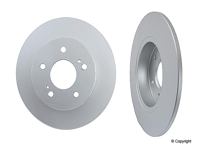 Nissan 300ZX Brakes > Nissan 300ZX Disc Brake Rotor