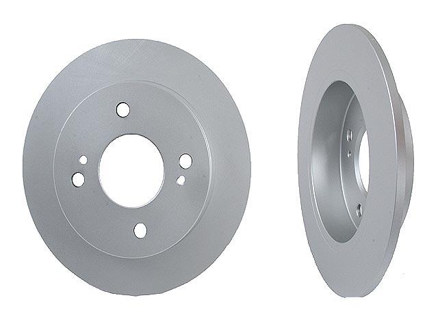 Nissan Brake Rotor > Nissan 240SX Disc Brake Rotor