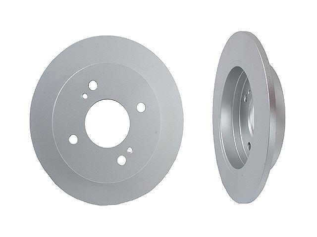 Nissan 810 Brake Disc > Nissan 810 Disc Brake Rotor