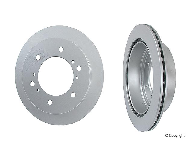 Nissan Pathfinder Rotors > Nissan Pathfinder Disc Brake Rotor