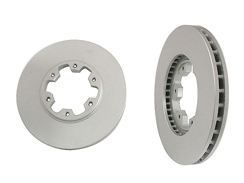 Nissan Frontier Rotors > Nissan Frontier Disc Brake Rotor