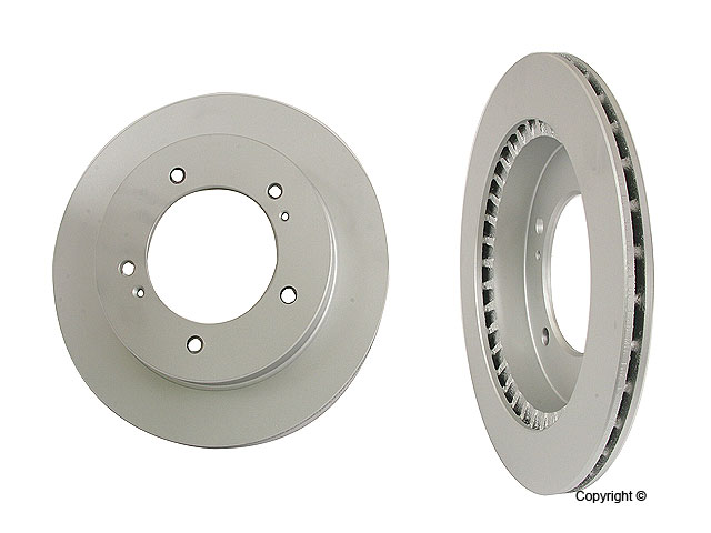 Suzuki Sidekick Rotors > Suzuki Sidekick Disc Brake Rotor