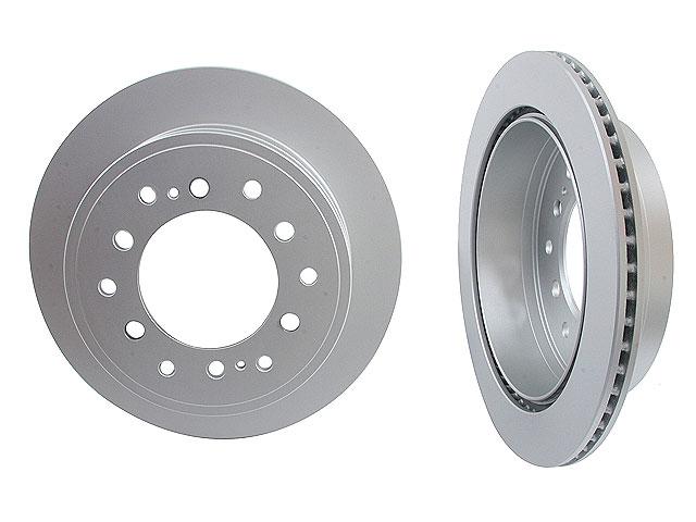 Toyota Sequoia Brake Disc > Toyota Sequoia Disc Brake Rotor