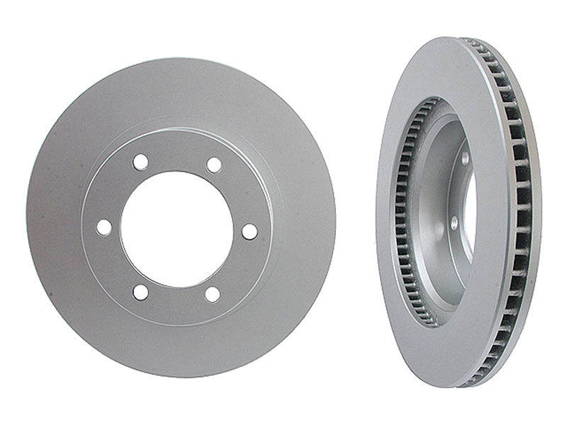 Toyota Rotors > Toyota FJ Cruiser Disc Brake Rotor