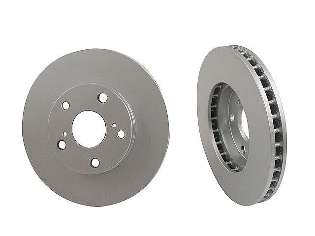 Toyota Rotors > Toyota Solara Disc Brake Rotor