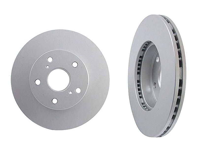 Toyota Previa Rotors > Toyota Previa Disc Brake Rotor