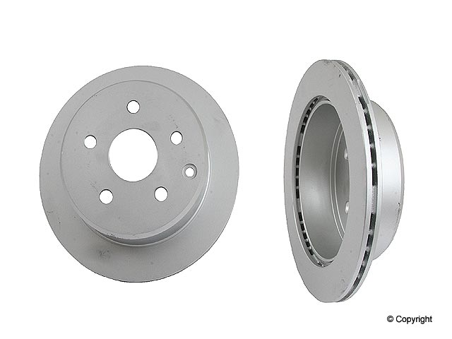 Toyota Brake Disc > Toyota Cressida Disc Brake Rotor