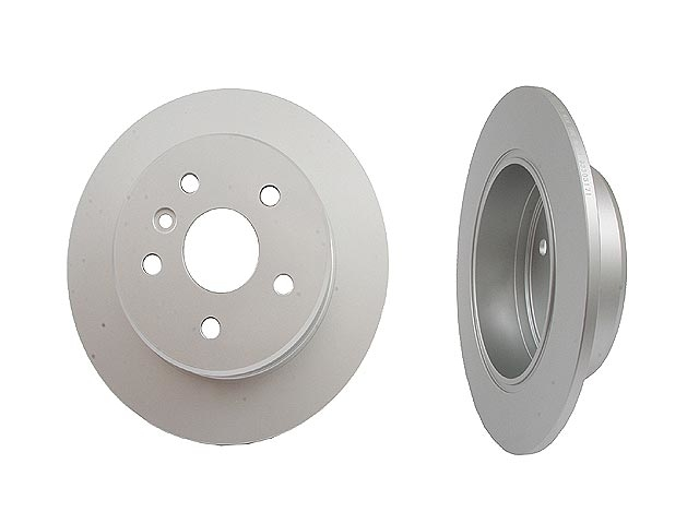 Toyota Brake Disc > Toyota Highlander Disc Brake Rotor